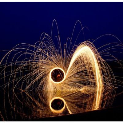 <strong>Lightpainting 1</strong>