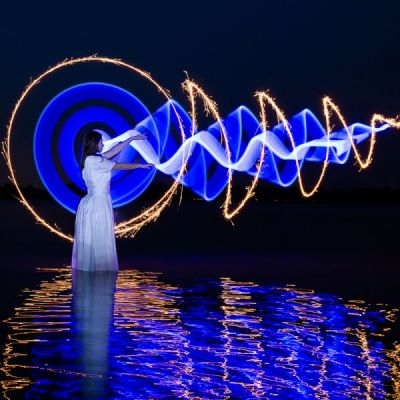 <strong>Lightpainting 5</strong>