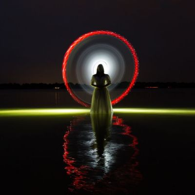 <strong>Lightpainting 6</strong>